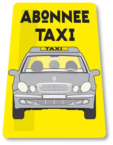 Abonnee Taxi