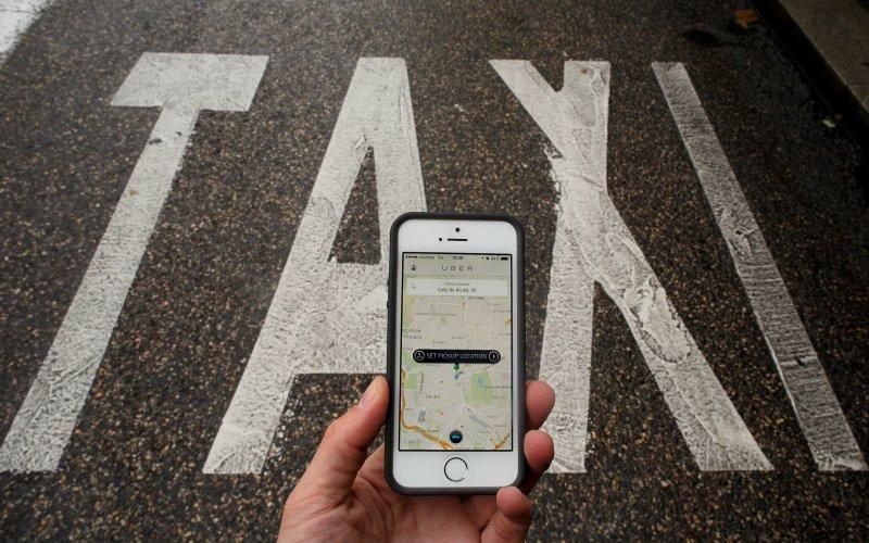 Hofstadtax Uber App