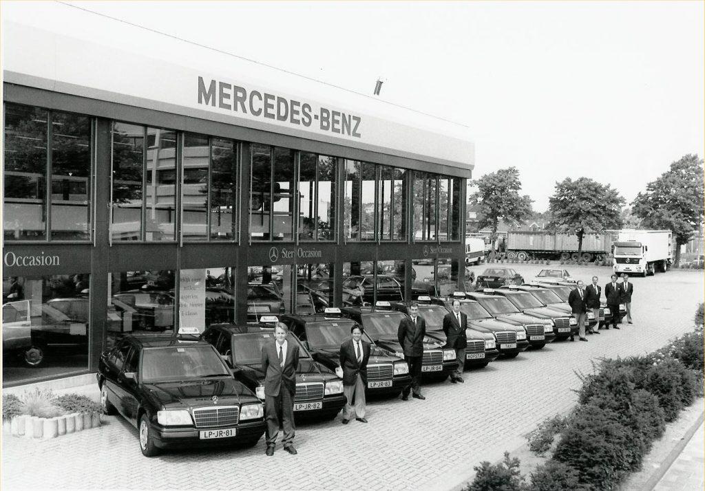 Taxi Reiswijk Historie
